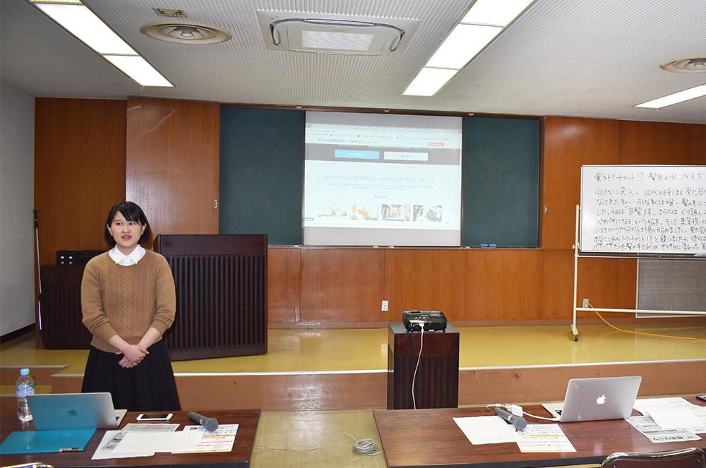 阪南市のセミナーにゲスト出演させて頂きました